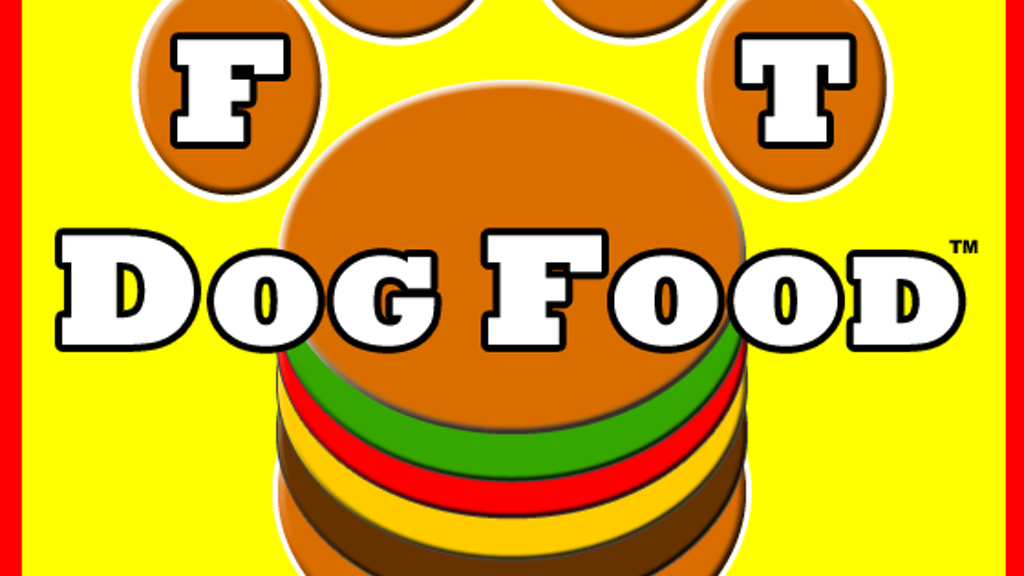 Project image for FAST FOOD FOR DOGS! KetchPup® Fetch Fries® Burger Bone™