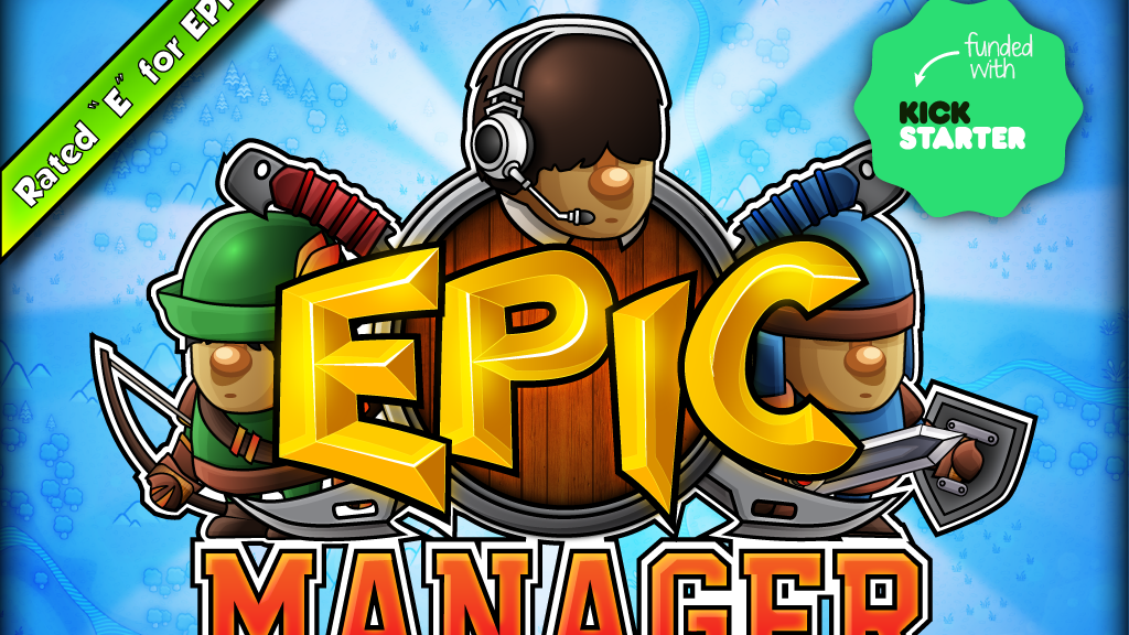 Epic Manager: Create your own Adventuring Agency! project video thumbnail