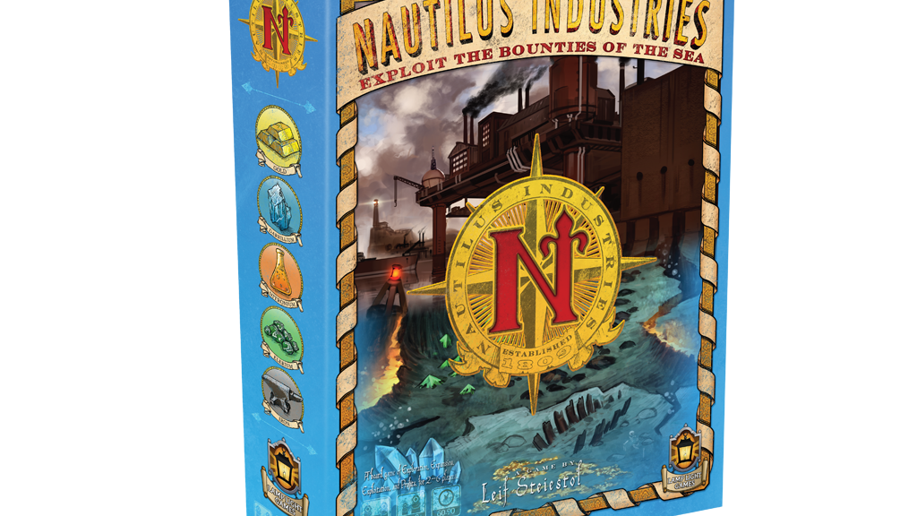 Nautilus Industries project video thumbnail