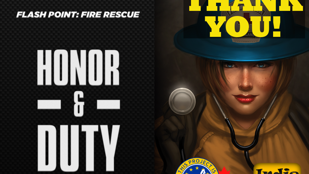 Flash Point - Honor & Duty Expansion project video thumbnail