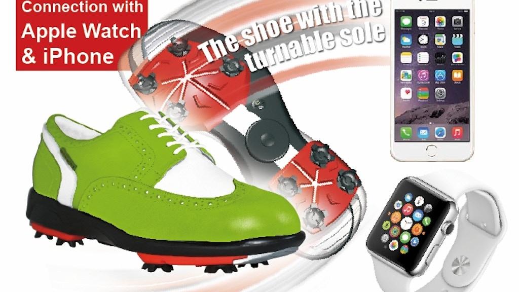 Turning Shoe eDrive Plus: The Ultimate Sports Shoe project video thumbnail