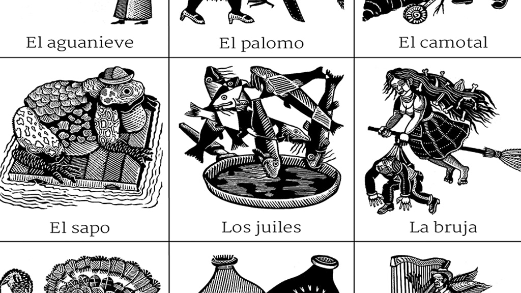 Loteria Jarocha  - a game of Mexican music, poetry & art project video thumbnail