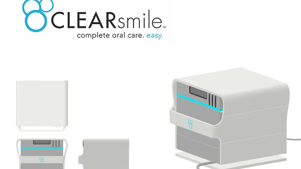 CLEARsmile - Oral Hygiene Device project video thumbnail