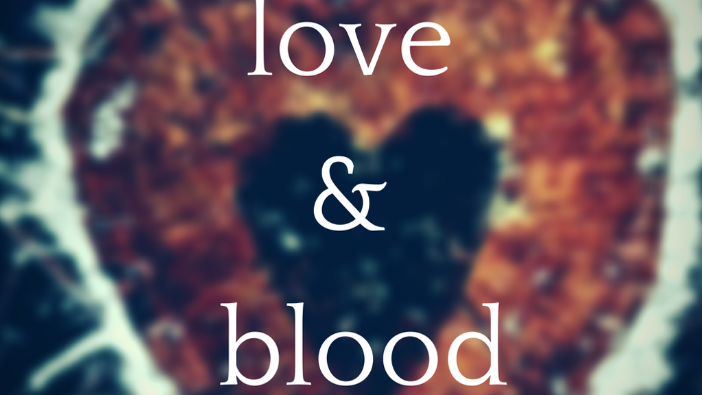 Love & Blood: new music, new art, and a new album experience project video thumbnail