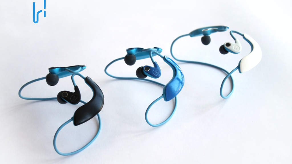 Hooke: Wireless 3D Audio Headphones project video thumbnail