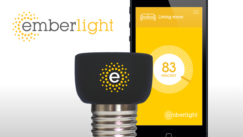 emberlight: turn any light into a smart light. project video thumbnail