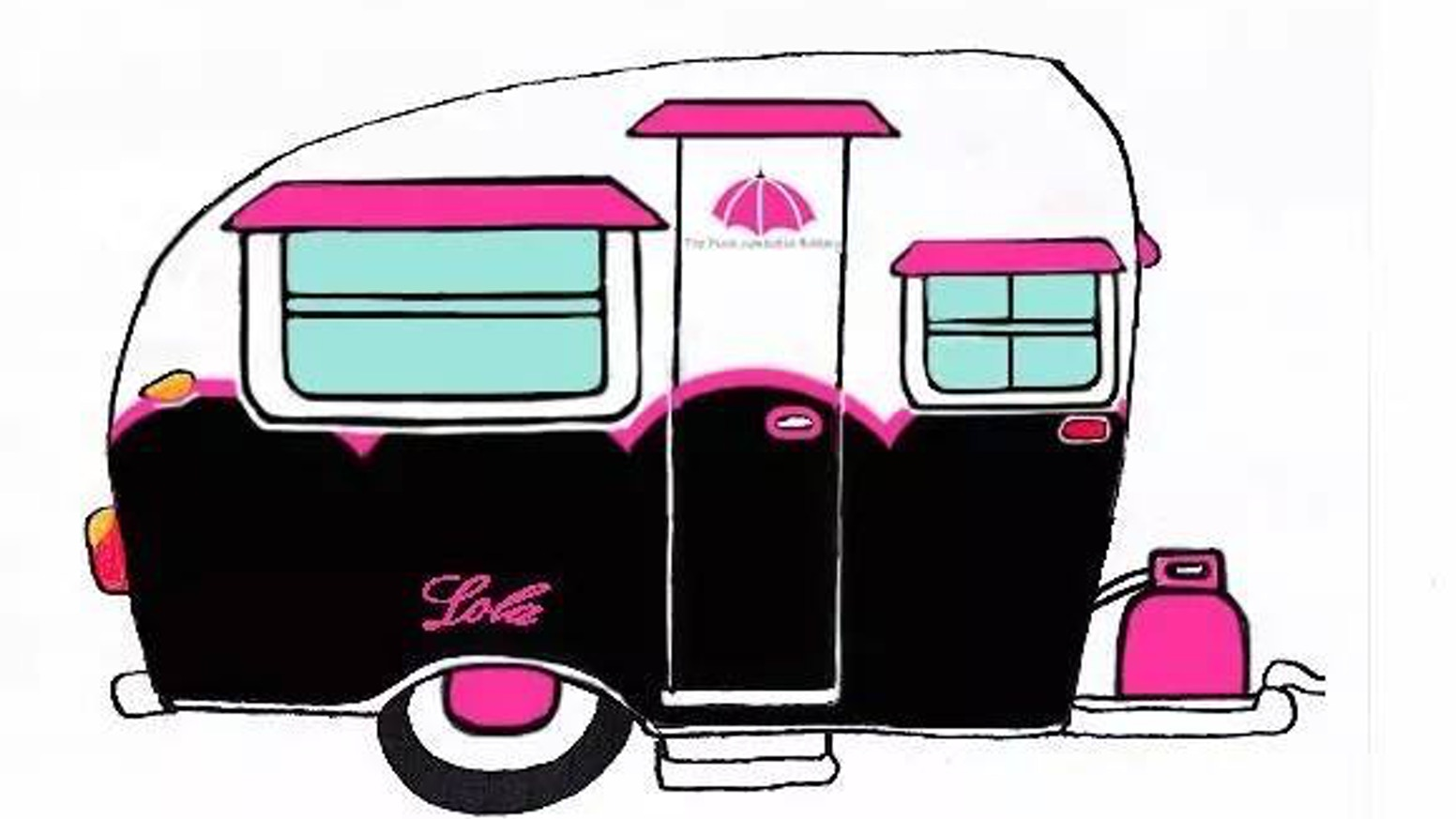 Iowa City's first mobile bakery. Serving treats like grandma used to make from a vintage camper named Lola, after her, of course.