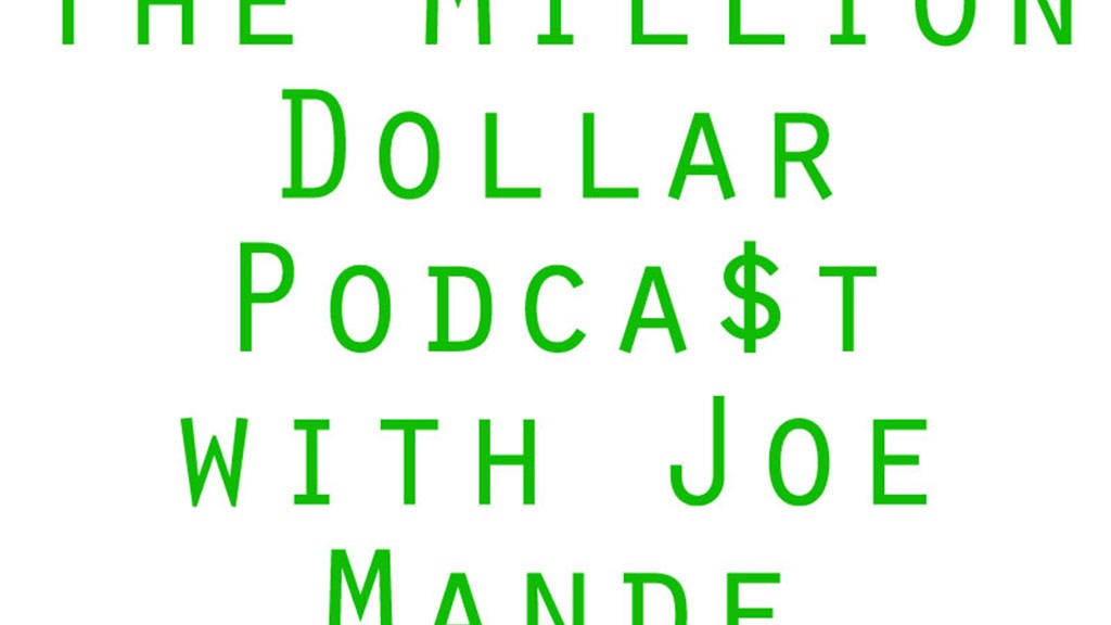 Project image for The Million Dollar Podcast