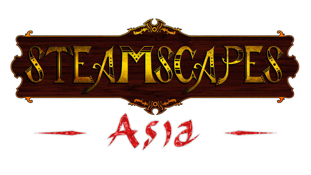 Steamscapes: Asia - A Savage Worlds Licensed Setting project video thumbnail