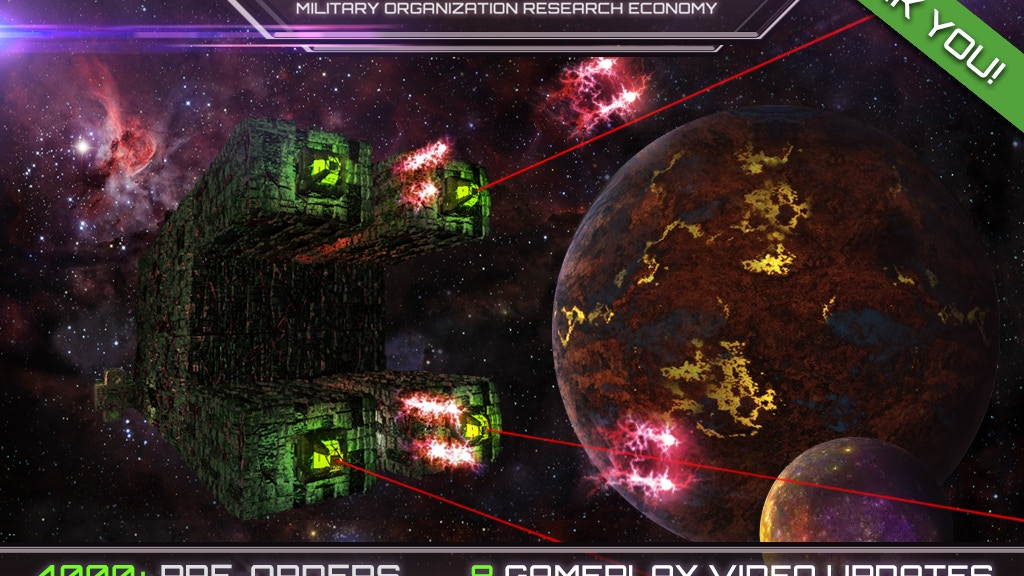 More of M.O.R.E. - 4x turn-based space sci-fi strategy. project video thumbnail