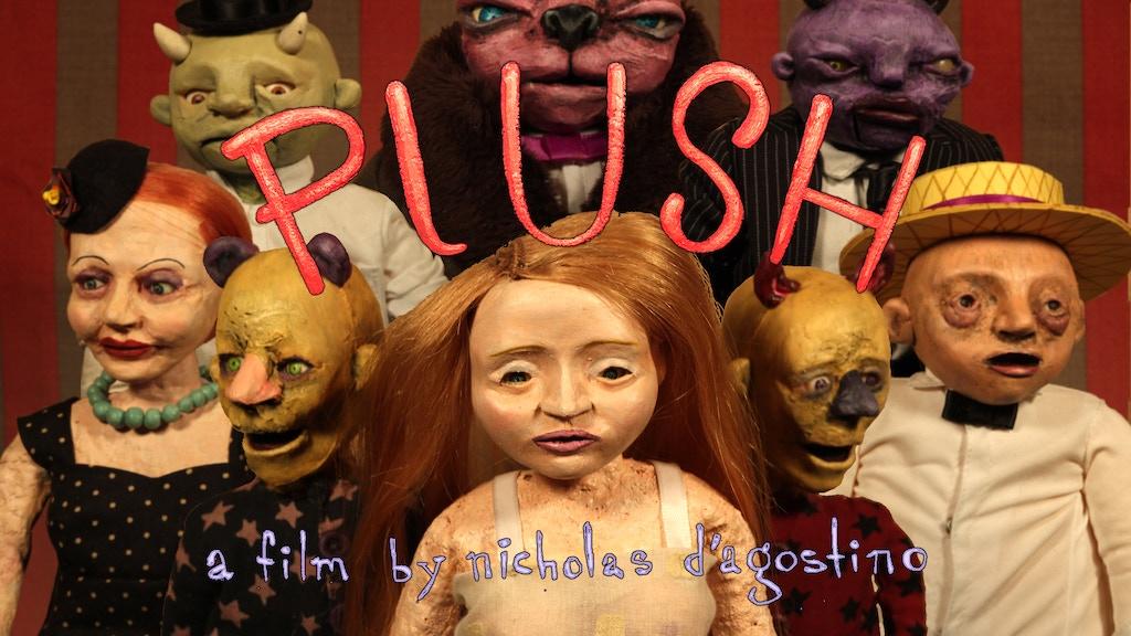 Plush project video thumbnail