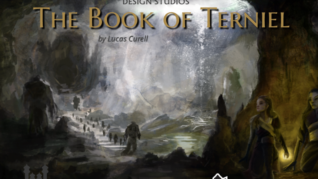 The Book of Terniel, a Pathfinder Roleplaying Game Adventure project video thumbnail