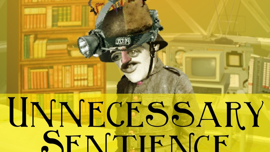 Unnecessary Sentience - A point-and-click adventure! project video thumbnail