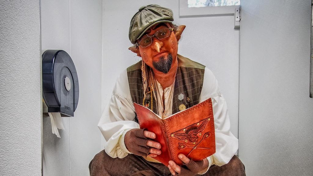 Gandersnitch the Goblin: The Untold Stories Kickstarter! project video thumbnail