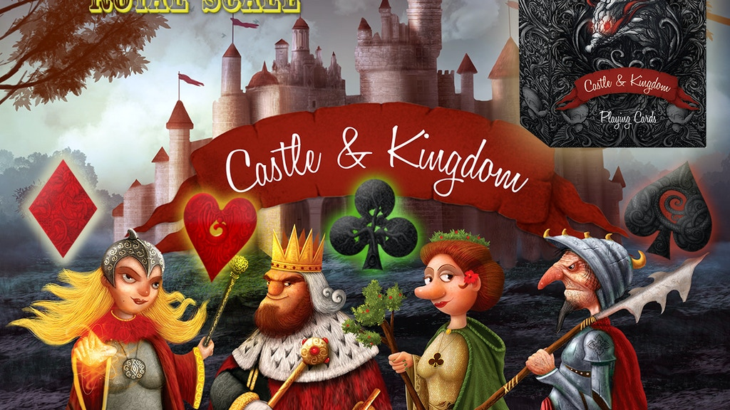 Project image for Castle & Kingdom Playing cards deck