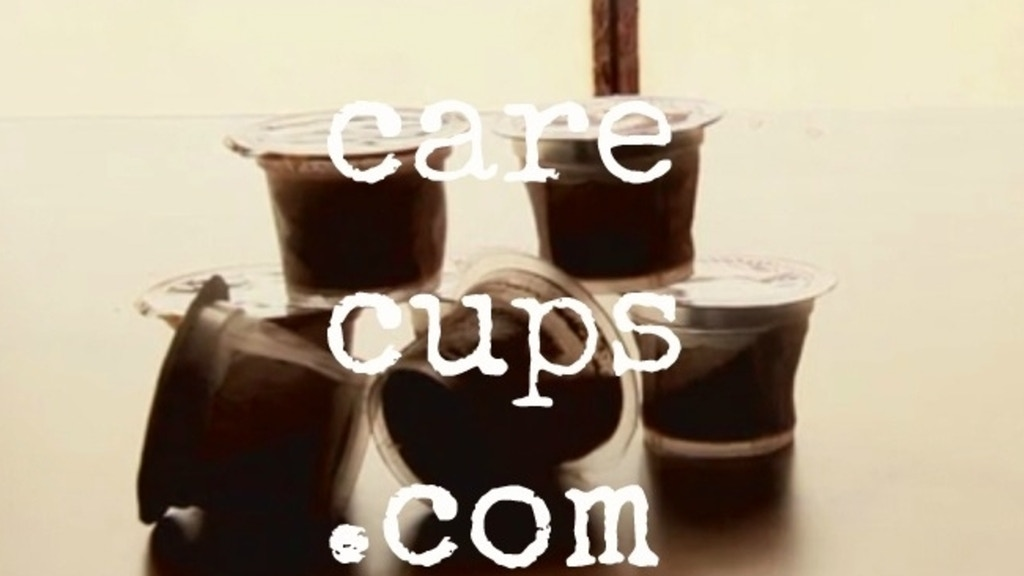 Care Cups - Caffeine with a Mission project video thumbnail