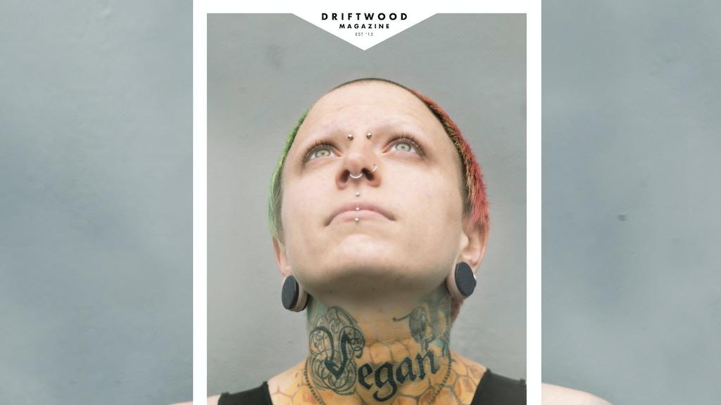 Driftwood magazine project video thumbnail