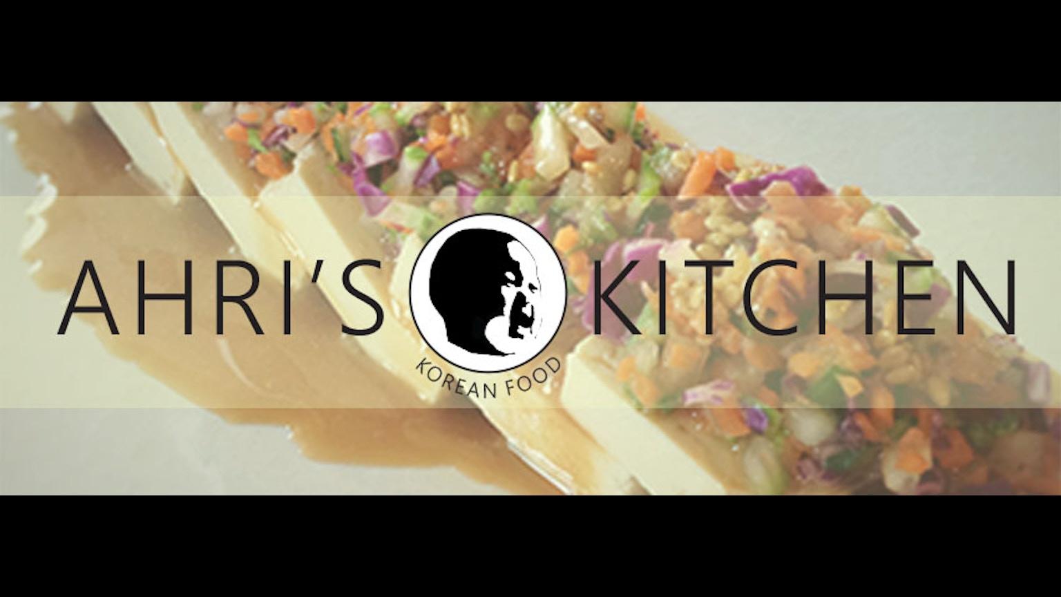 Ahri S Kitchen Menu