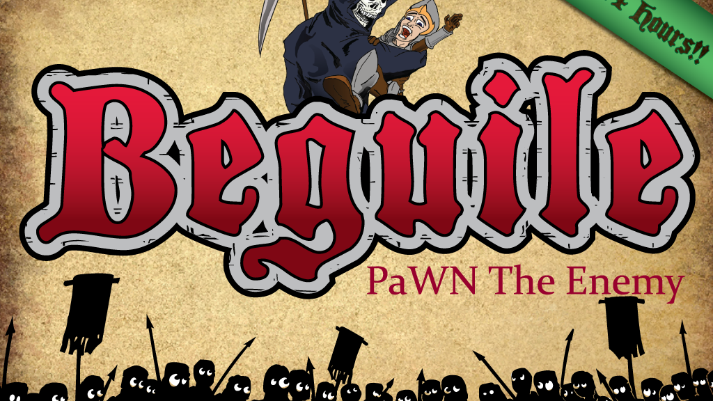 Beguile The Game project video thumbnail