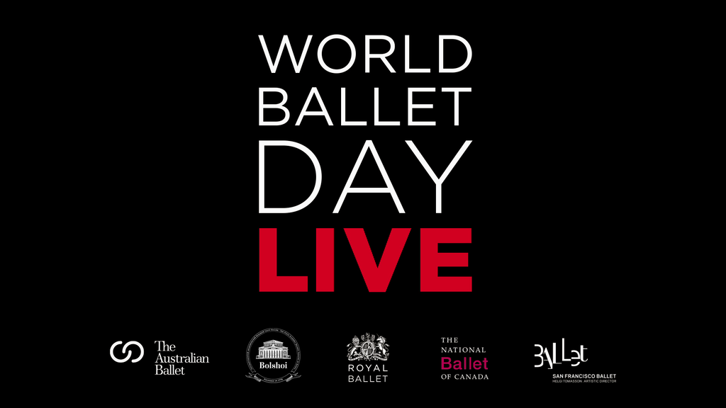 SF Ballet on World Ballet Day Live! project video thumbnail