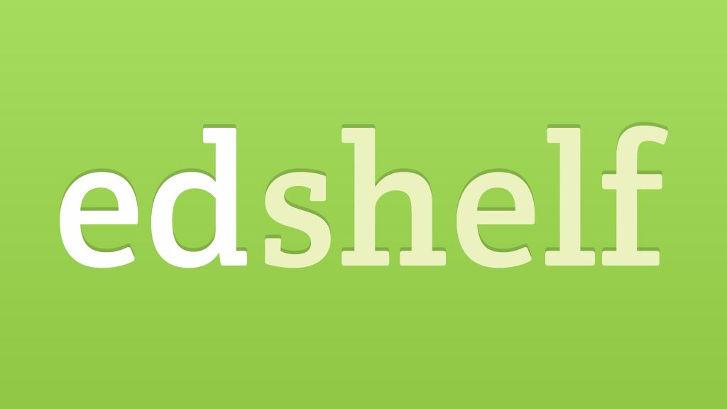 edshelf - Socially curated directory of education technology project video thumbnail
