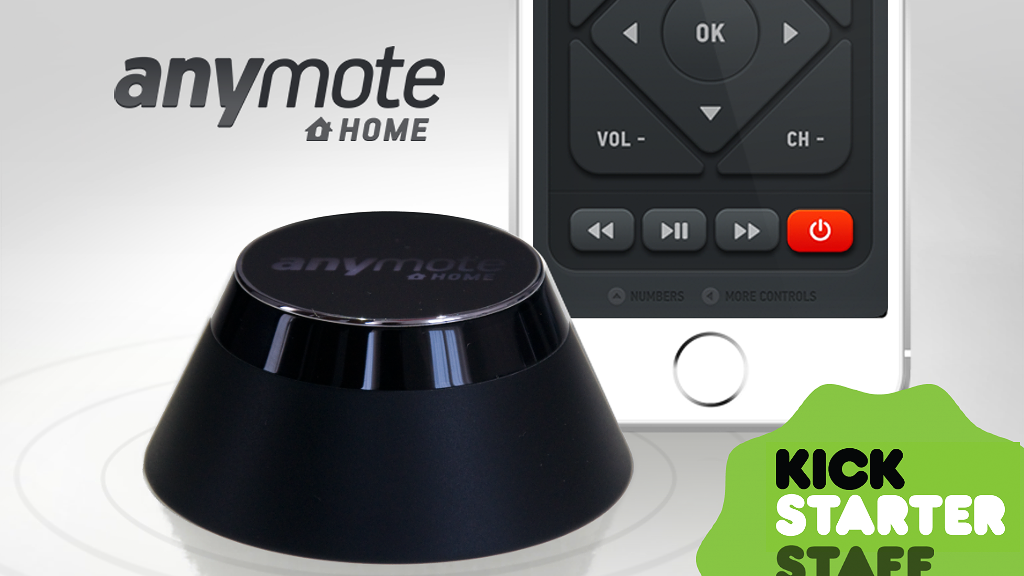AnyMote Home + Your Phone = The Ultimate Universal Remote project video thumbnail