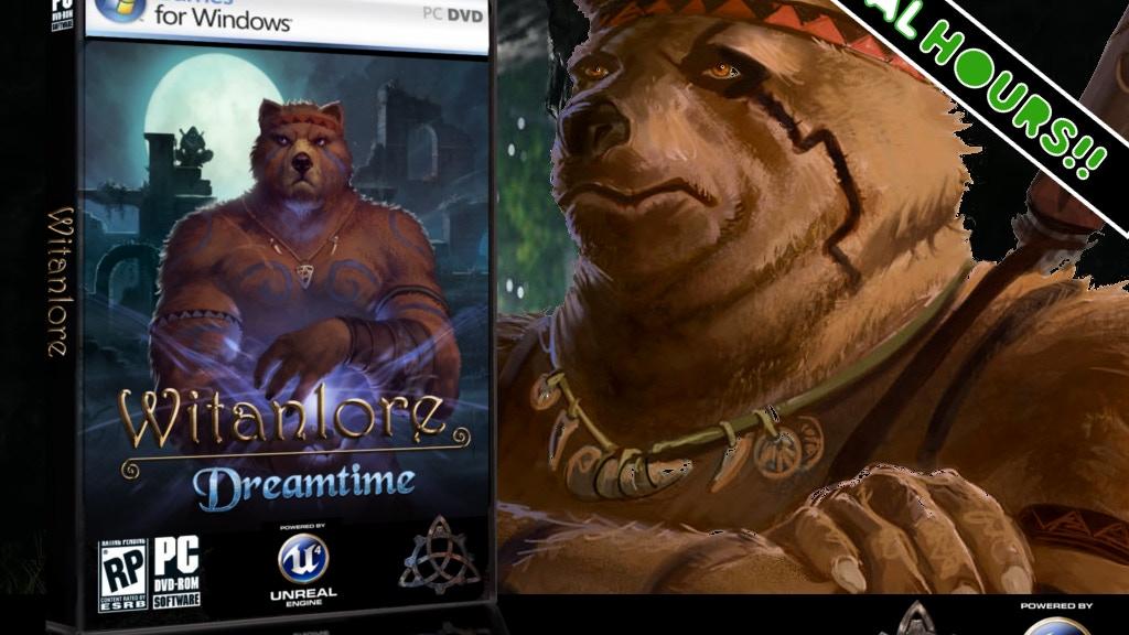 Witanlore: Dreamtime project video thumbnail