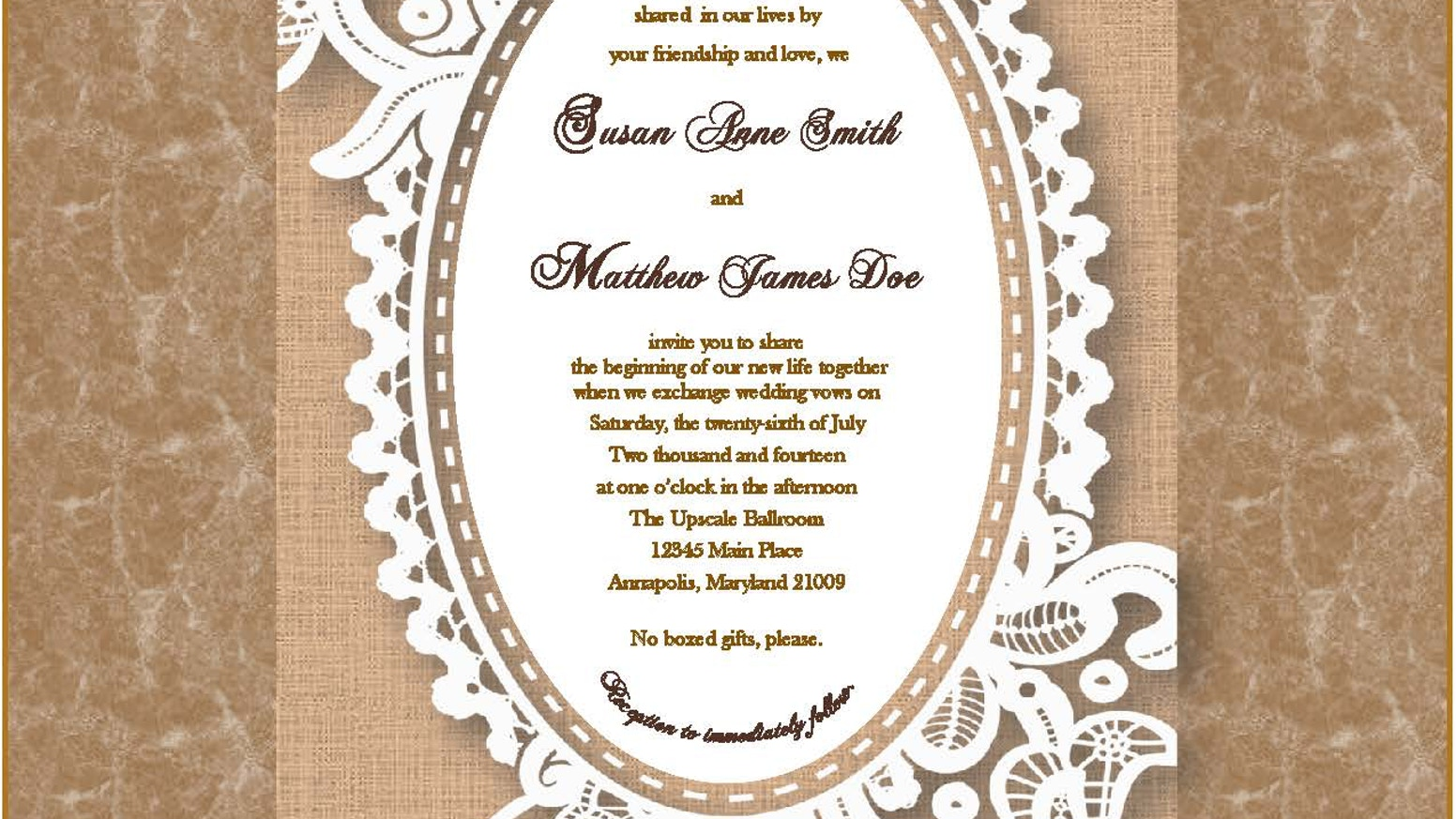 customized creative invitations on a budget by sharlene johnson