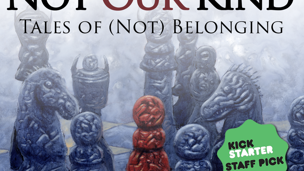 Not Our Kind: Tales of (Not) Belonging - New Fiction Stories project video thumbnail
