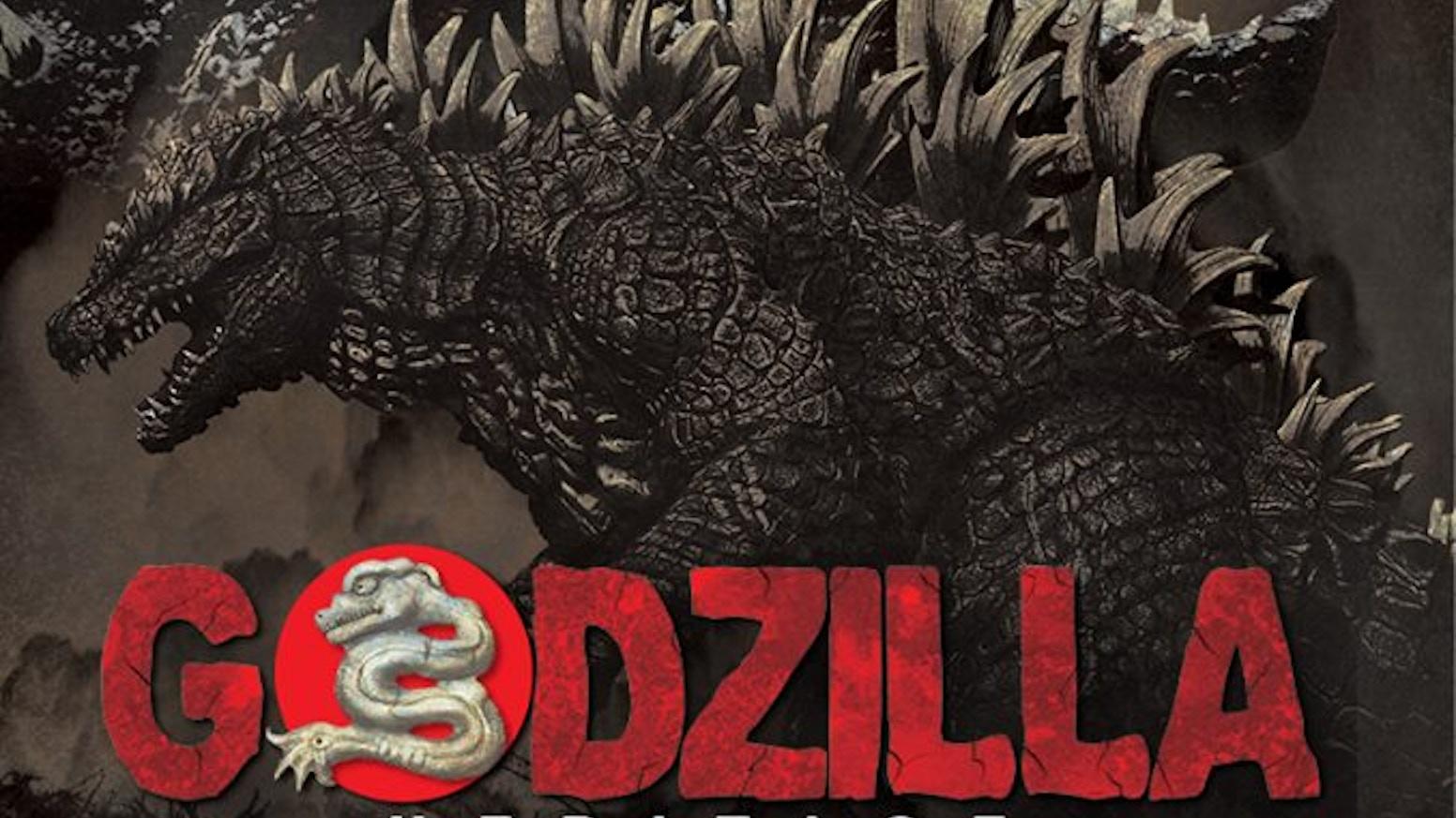 Fundraiser 1 of 2 for the non-profit Godzilla fan film, Godzilla: Heritage.