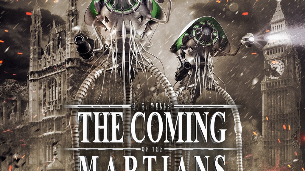 Faithful Audio Drama: H.G. Wells' The Coming of the Martians project video thumbnail