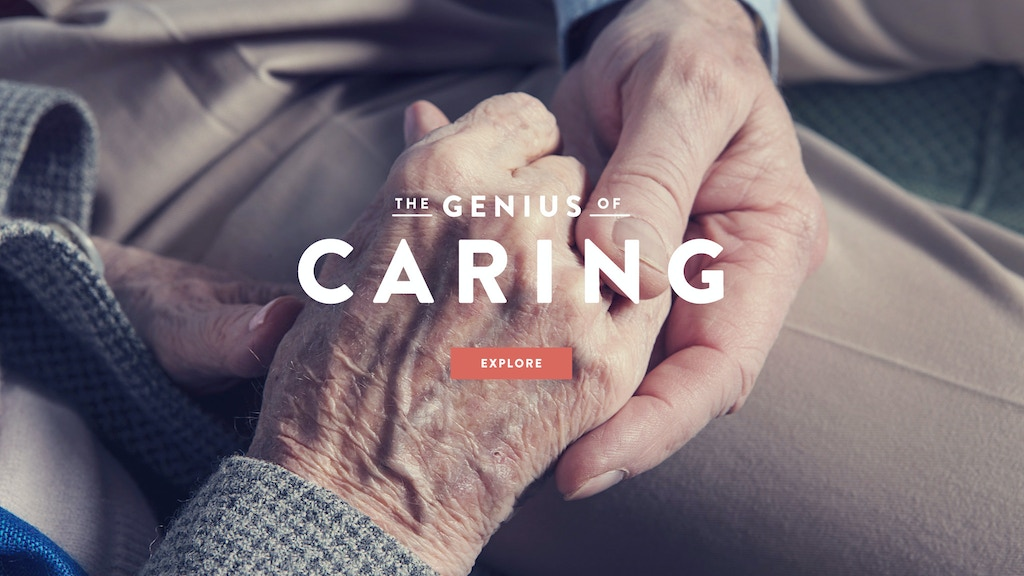 The Genius of Caring: an interactive documentary project video thumbnail