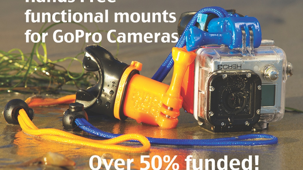 Mouthpiece Mount by GoSurf Accessories project video thumbnail