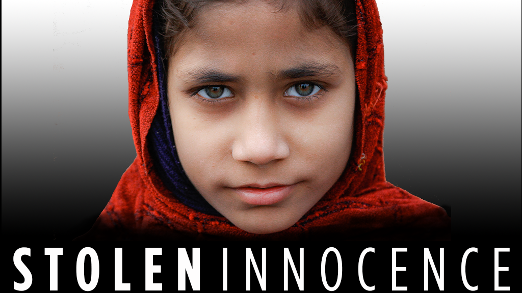 Stolen Innocence - India's untold story of human trafficking project video thumbnail