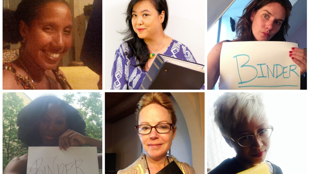 Out of the Binders: Symposium On Women Writers Today project video thumbnail
