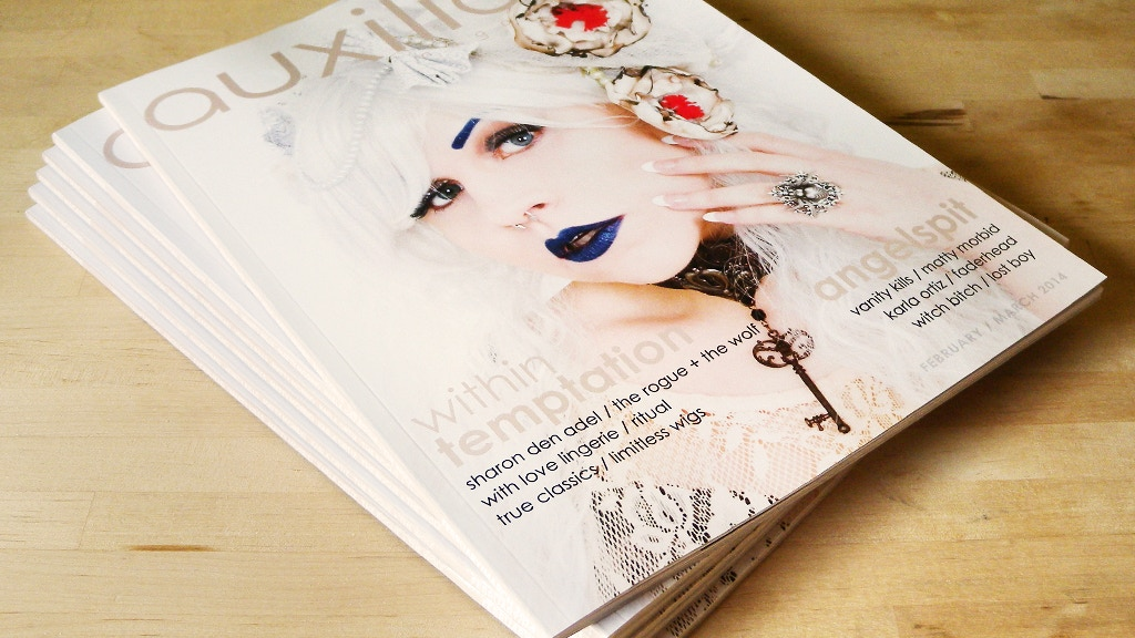 Auxiliary Magazine Print and Digital Subscriptions Launch project video thumbnail