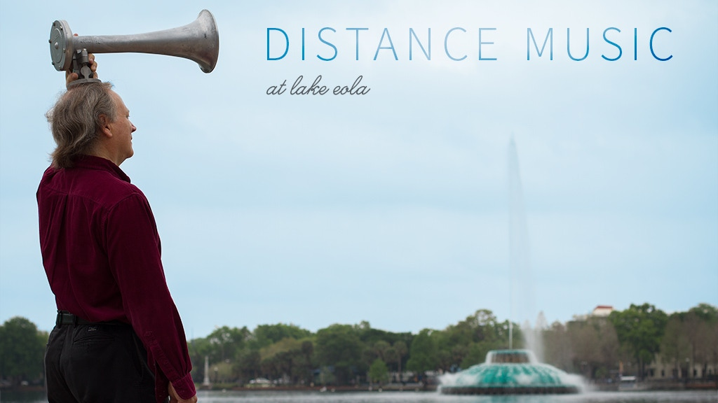 Distance Music at Lake Eola Project project video thumbnail