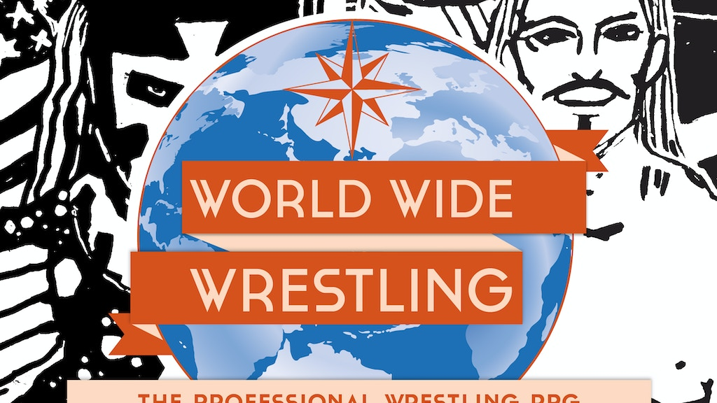 World Wide Wrestling RPG: Pro Wrestling Action, Drama & Fun! project video thumbnail