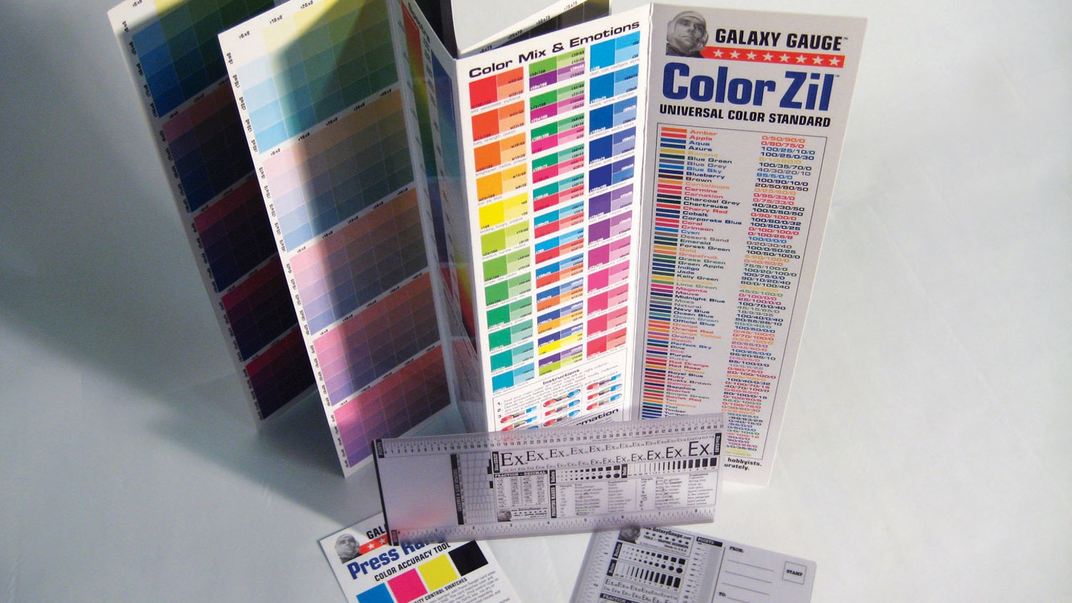 Color Zil: Beautiful CMYK color for pro designers & students by Mike on