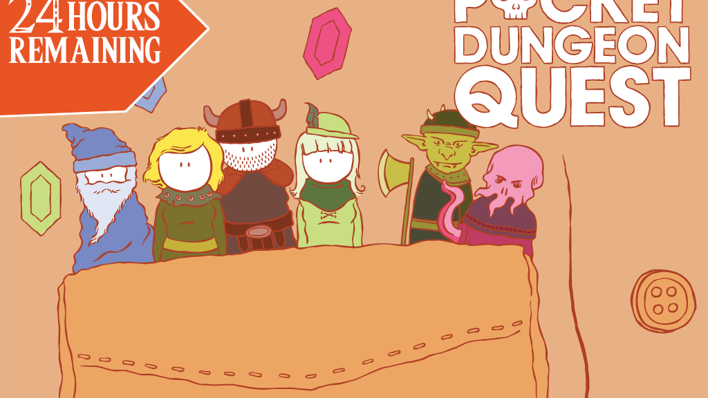 Pocket Dungeon Quest project video thumbnail