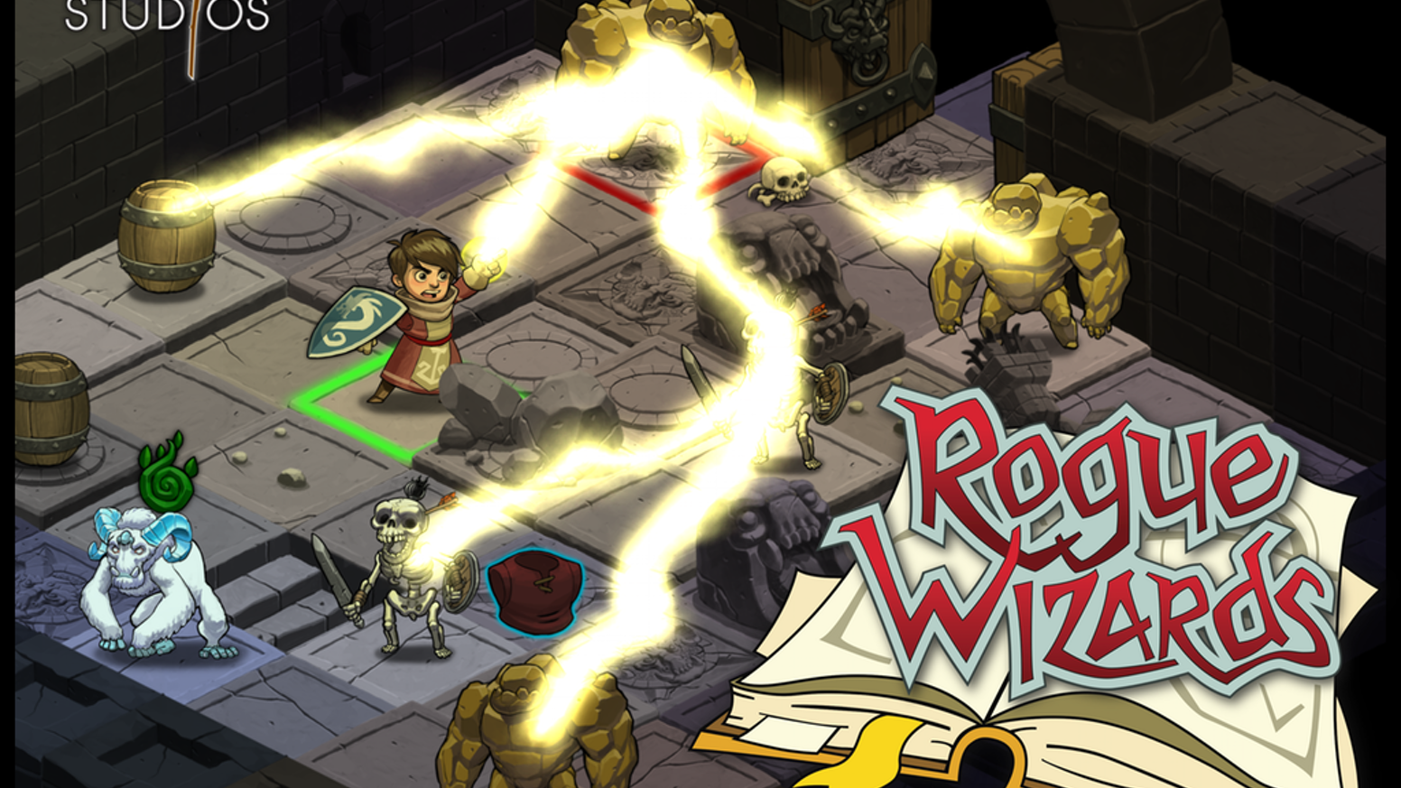 Battle creatures, collect loot, master magic, and build a Wizard Tower in a turn-based, rogue-like, dungeon-crawling, town-building RPG for PC, Mac, iOS, and Android.
