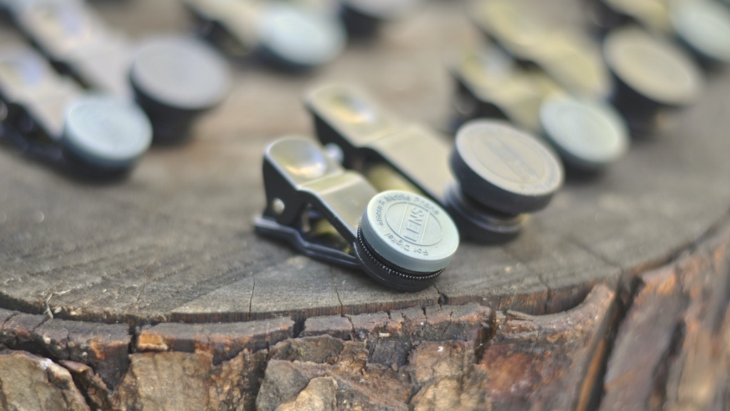 Mobile Camera Lenses project video thumbnail