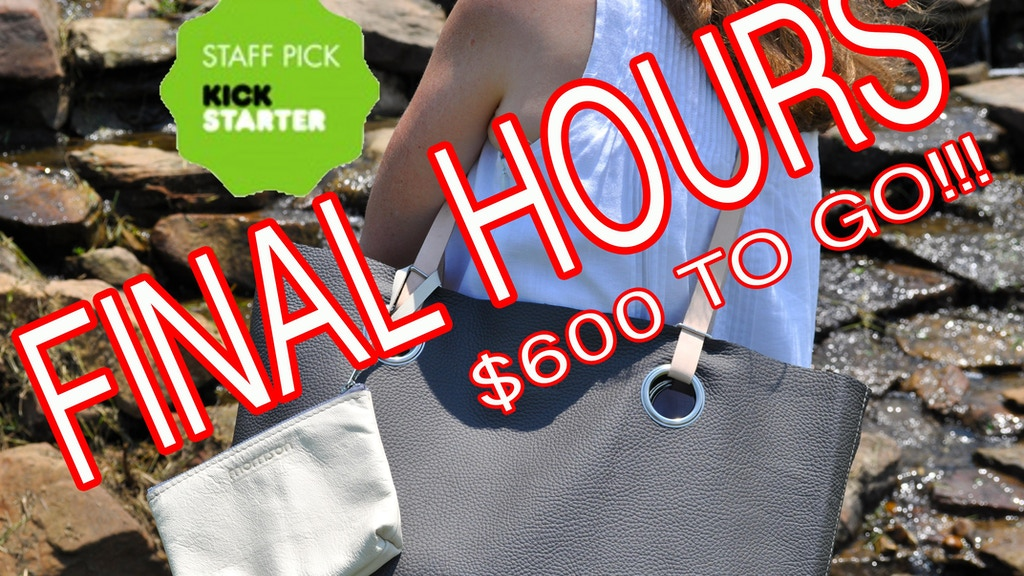 Staff Pick! House of Morrison-custom leather handbags & acc. project video thumbnail
