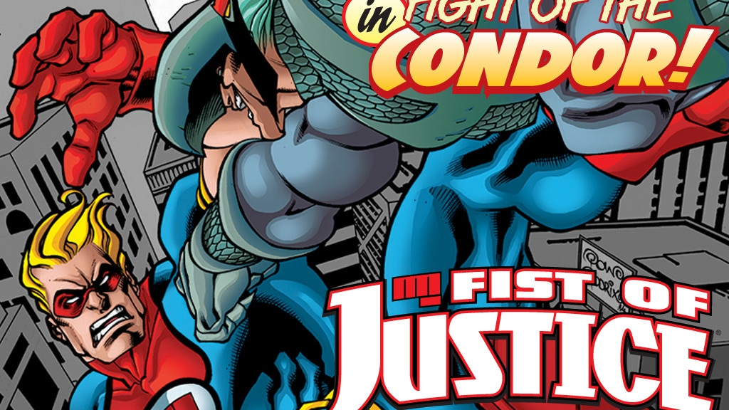 Fist of Justice #7 project video thumbnail