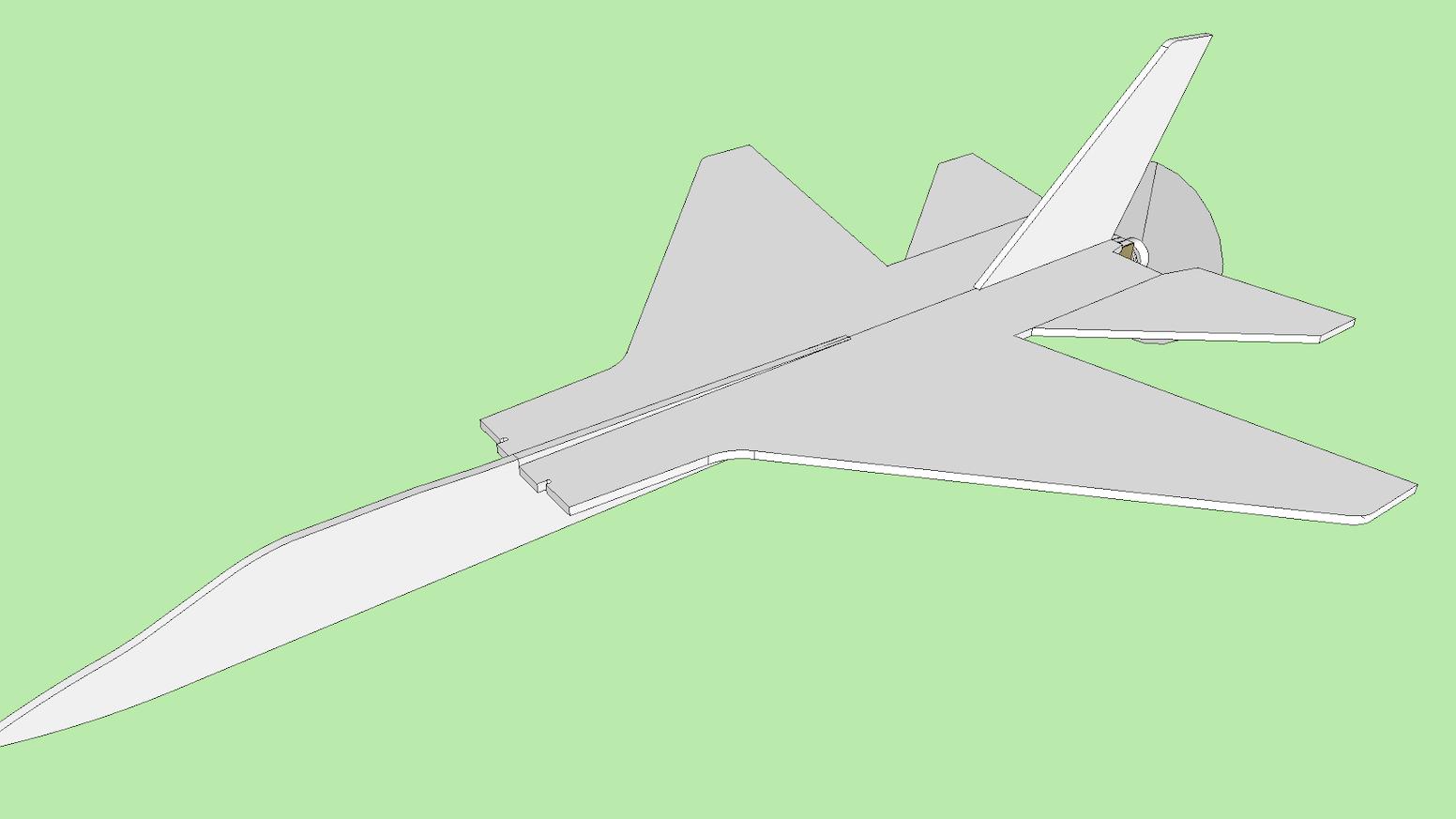 Im making a parkjet! by Michael Powell — Kickstarter