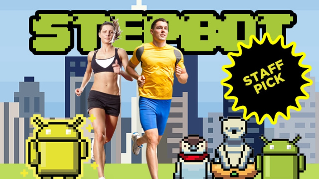 Run with 8 bit RPG Virtual pets on Android Wear & Fitbit project video thumbnail