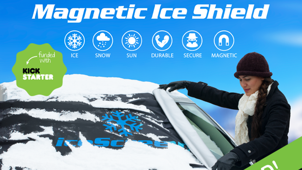 iceScreen ~ The Magnetic Ice Shield project video thumbnail