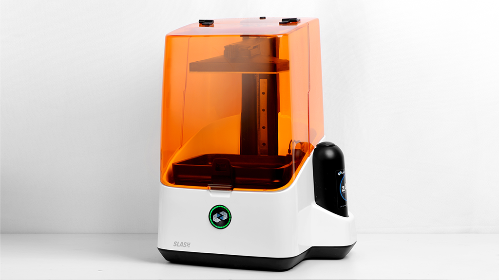 SLASH: The Next Level of Affordable Professional 3D Printer project video thumbnail