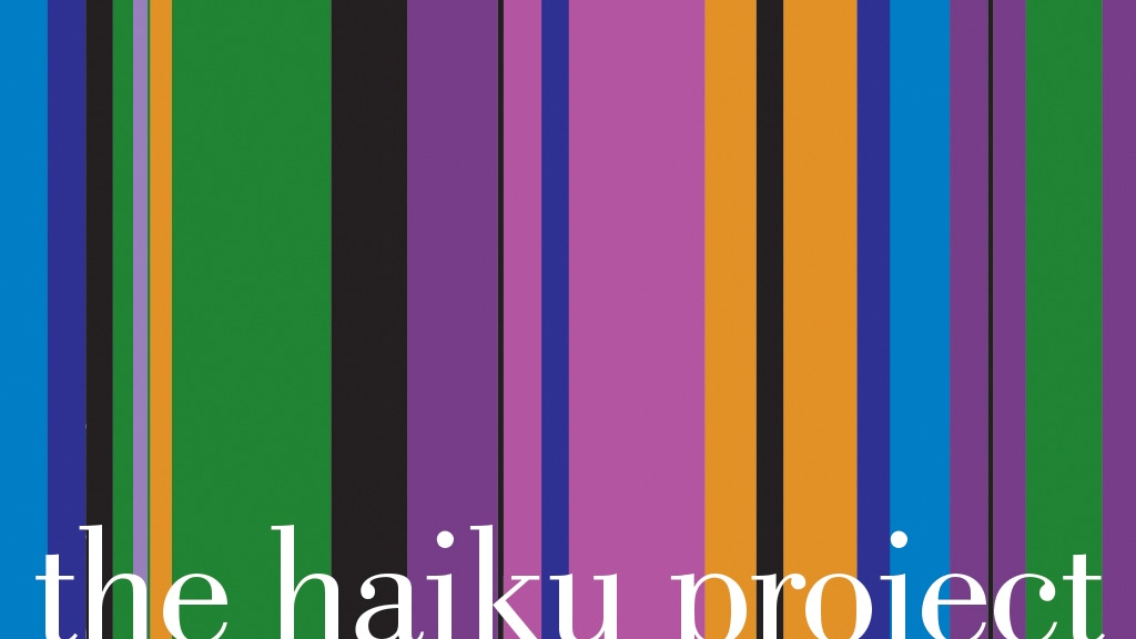 The Haiku Project By Christopher Jagmin Kickstarter Gorgeous What's The Pattern Of A Haiku