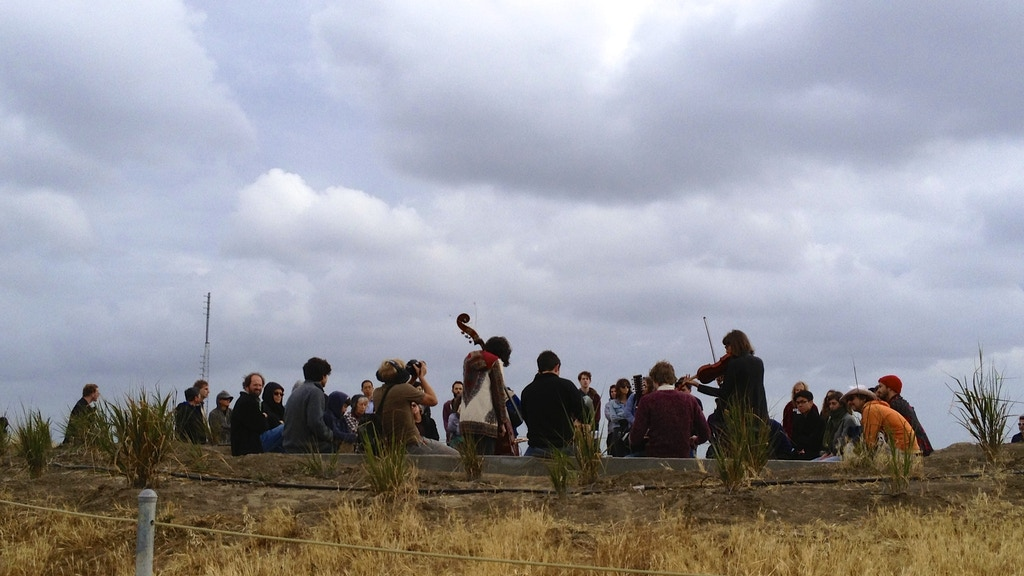 Free public concert at the Baldwin Hills Scenic Overlook project video thumbnail